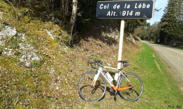 2017, le 30 mars.  Cols et Golets du Bugey.(1)