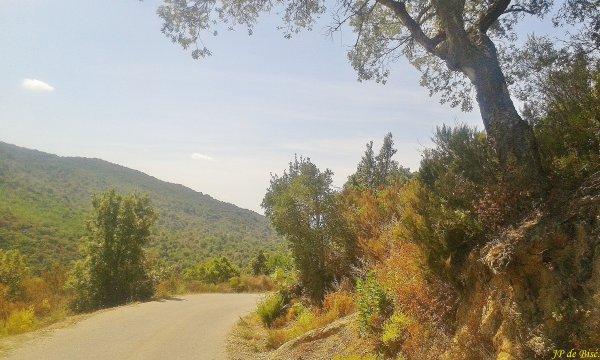 2017, le 3 septembre. De Portigliolo à Sartène, pour le plaisir !