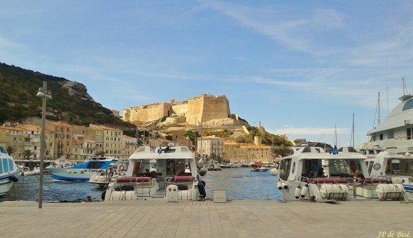 2017, le 22 septembre. Des américains en Corse.