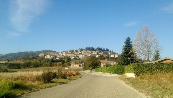 2017, le 17 octobre. Seize cols cueillis sur les routes d'Ardèche.