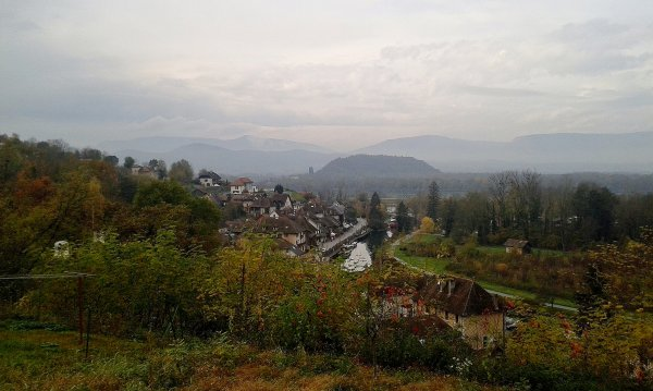 2017, le 4 novembre. La Ronde des Eléphants, 100 kilomètres de course à pied.