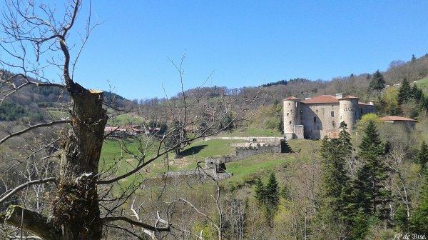 2018, le 17 avril. Des côteaux de Cornas aux gorges du Doux, sept cols en Ardèche