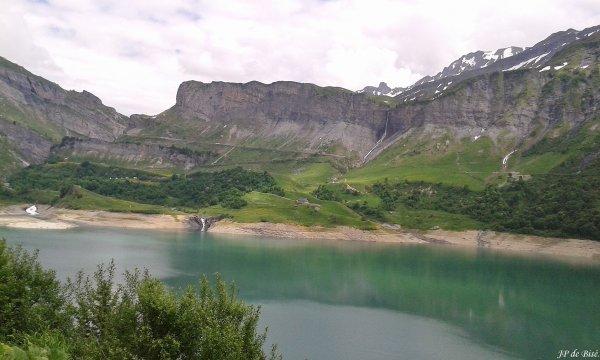2018, le 9 juin. Col du Pré, du Brocciu sur la route du Critérium !