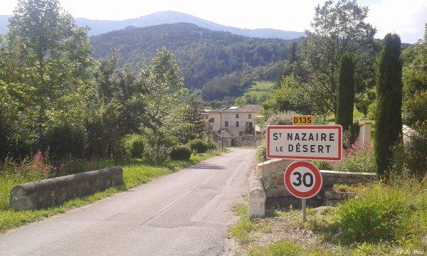 2018, le 14 juin. Treize cols drômois depuis St Nazaire le Désert.