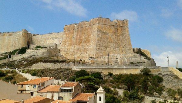 2018, le 30 août. Bonifacio, à l'assaut de la citadelle !.