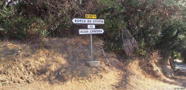 2019, le 17 août. Bocca da Coppia, un col insolite !