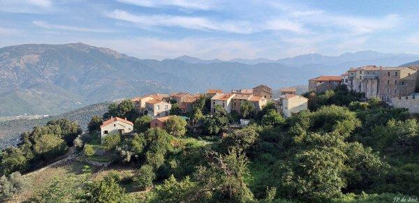 2019, le 27 août. Objectif, le col de Vizzavona.