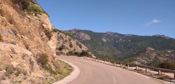 2019, le 9 septembre. Un et deux et trois, Bocca di Bacinu est monté.