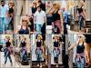 _   Flashback | 06/09/2016 ●  Notre rayonnante Taylor  a été aperçue  quittant la salle de gym à New York City.  Taylor, notre abonnée à la salle de gym arbore une tenue de sport décontractée et assez simple et de superbes lunettes,  vous aimez sa tenue ?  _