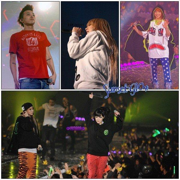 Spécial Concert YG Family