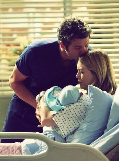 I love you <3 bébé de Derek et Meredith