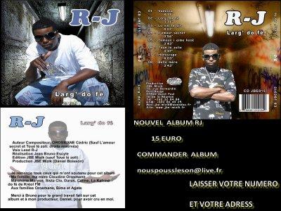 ACHETER LE NOUVEL ALBUM RJ