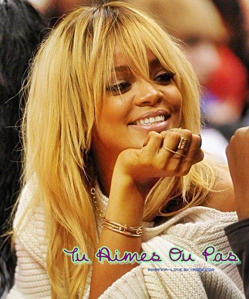 Nouvelle Coupe Rihanna: Posté Le Vendredi 03 Février 2012 13:07
