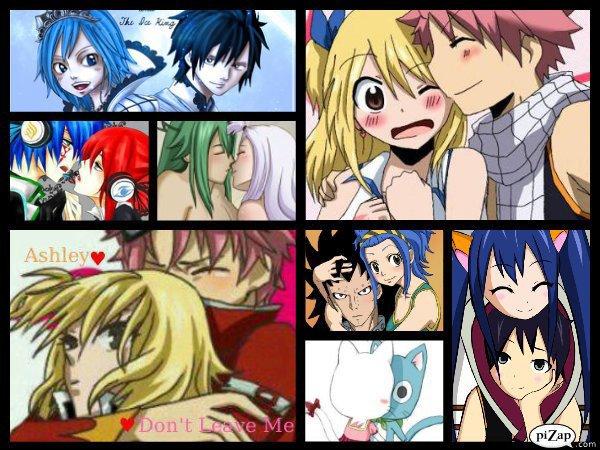 tout les couples que j'adore.