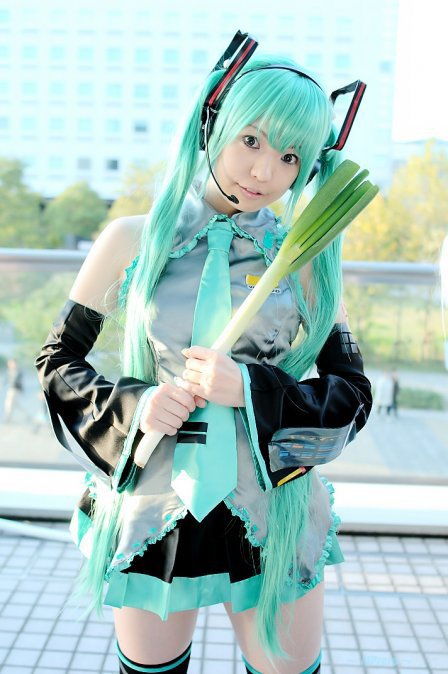 cosplay hatsune miku