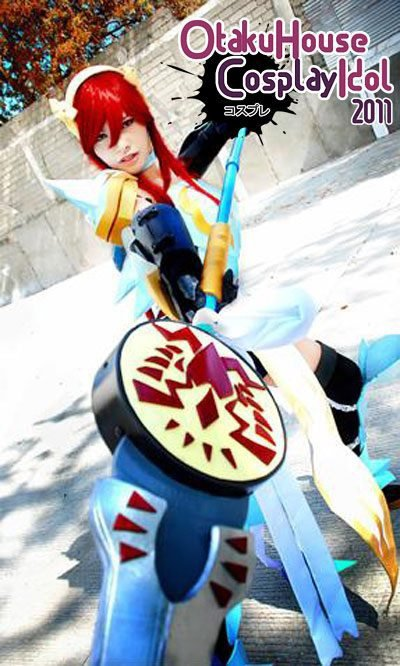 cosplay erza fairy tail *o*