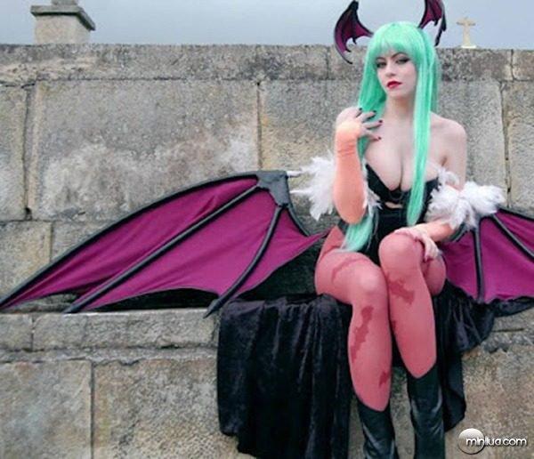 cosplay demon