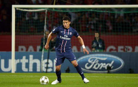 la seconde star thiago silva