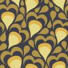 Thème : Paisley-coeurs