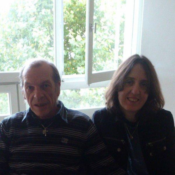 mon papa adoré et belle mere adoré