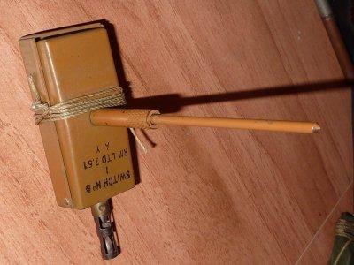 Allumeur Switch N°5 MK1 Anglais