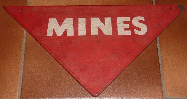 panneau mines US