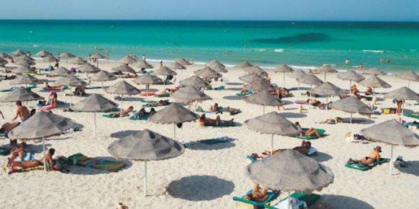 une plage pas comme les autres