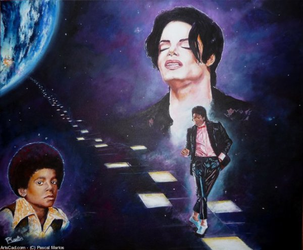 Michael Jackson King of Pop |