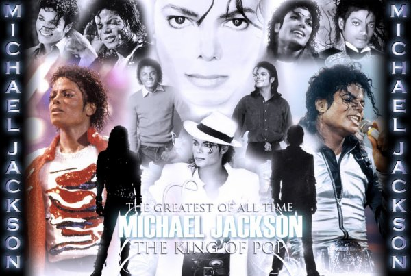 Michael Jackson King of Pop