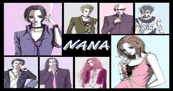 NANA -  47 Episodes à voir -Vostfr