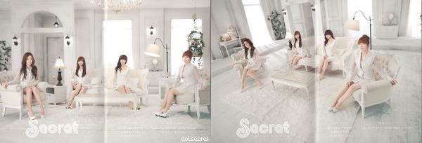 Scan du single 'So Much For Goodbye' des SECRET