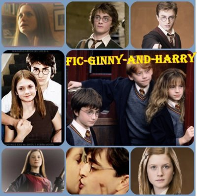 Fic-ginny-and-Harry - Juu'