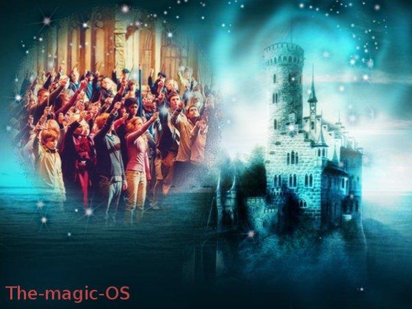 The-magic-OS - Juu'