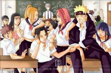 L'école // manga