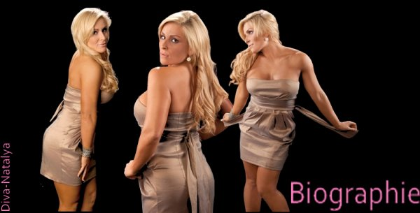 Biographie de Natalya