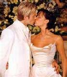 David Beckham se marie