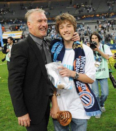 Dylan Deschamps Famille De Stars Et De Sportifs