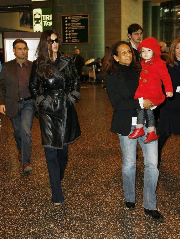 Harper seven beckham celebrity baby scoop thurman