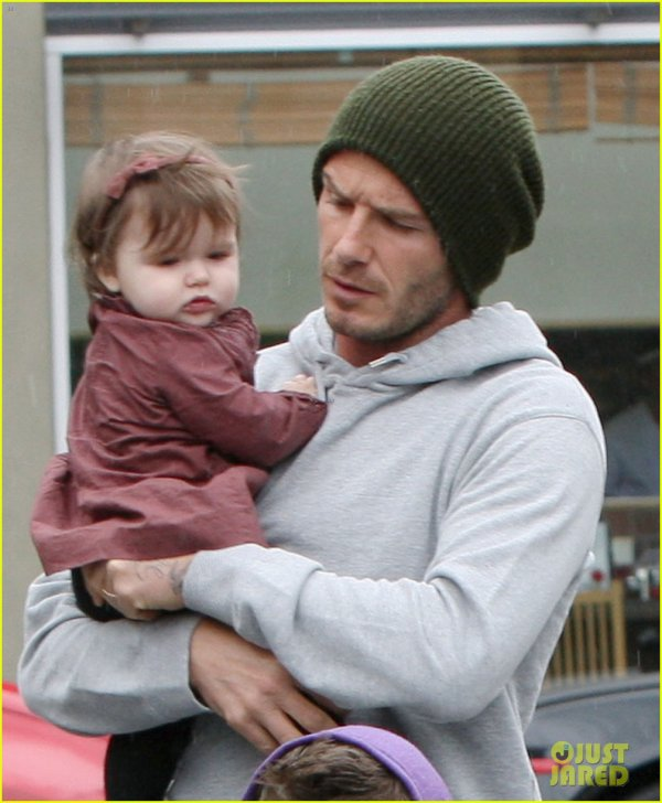 BROOKLYN ROMEO CRUZ HARPER BECKHAM