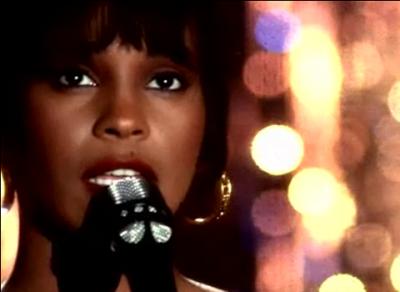 Whitney Houston. ♥♥