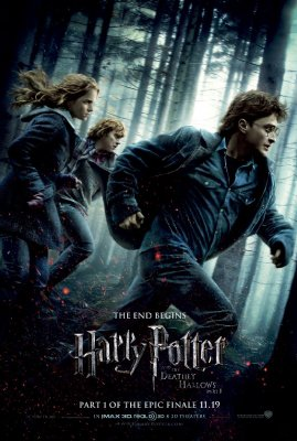 Affiches promotionnelles Harry Potter 7