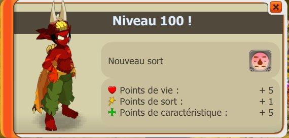 Up 100 du Sacri !