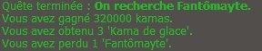 Etoffe MP, Fantomayte.