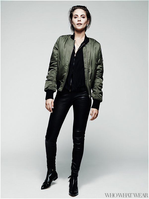 Octobre 2014: Willa a fait un photoshoot et une interview pour WHOWHATWEAR (pour lire l'interview complète: whowhatwear.com).