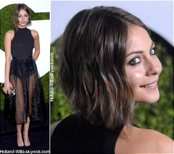 04/12/14: Willa s'est rendue à la GQ Men Of The Year party au Chateau Marmont à Los Angeles.