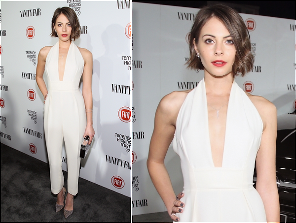 17/02/15: Willa était à la Vanity Fair & FIAT's Young Hollywood Célébration à Los Angeles.