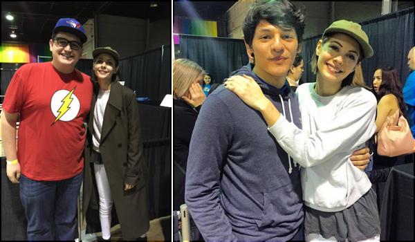 """12 & 13/03/2016:Willa ainsi que certaines de ses co-stars d'Arrow ont été au Heroes & Vilains Fan Fest. En plus d'avoir fait de nombreuses photos, Willa a participé à la conférence """"THE WOMEN OF ARROW"""""""