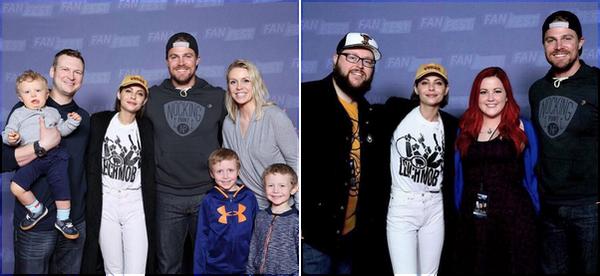 25 & 26/03/17:  Willa était présente à Chicago pour le Heroes & Villains Fan Fest. Comme d'habitude elle y a rencontré les fans, répondu à leurs questions, signé des autographe et a posé à leur côté.