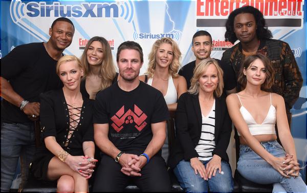 22/07/17:  Comme prévu Willa et le casting d'Arrow étaient présents au Comic-Con.Pour l'occasion une première bande annonce de la saison à venir a été diffusée. Malheureusement elle n'informe rien sur le futur du personnage interprété par Willa.