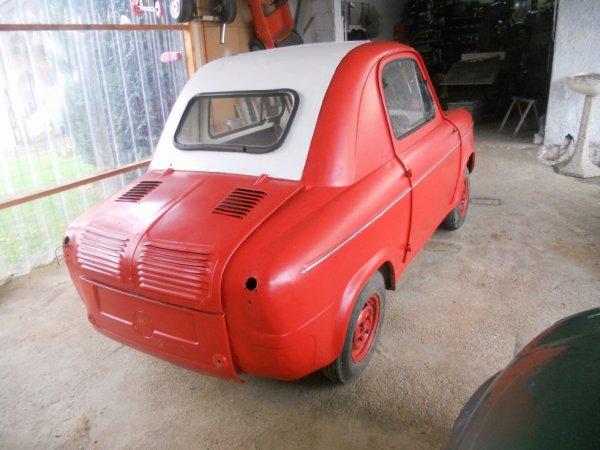 voiture 400